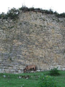 Peru travel backpacking kuelap fortress