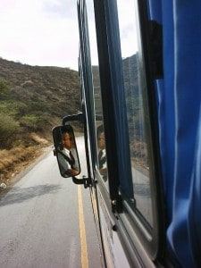 Backpacking Peru bus travel tips