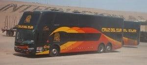 peru bus company cruz del sur