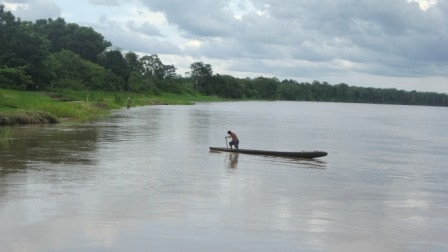 amazon river fishing