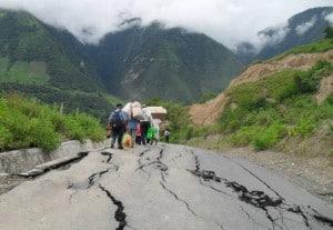 peru earthquake 2010 bagua