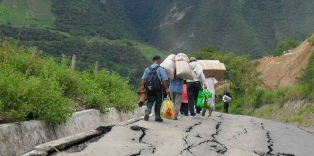 peru earthquake 2011