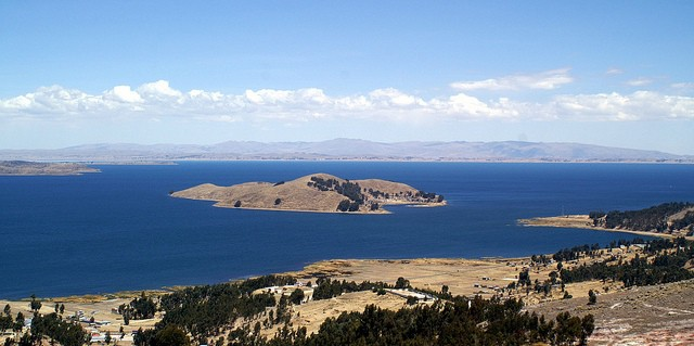 Uros, the Floating Islands- Lake Titicaca Peru Wanderlust Pictures of lake titicaca