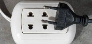 peruvian plug