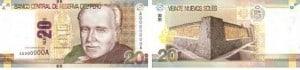 20-nuevo-sol-peru-banknote