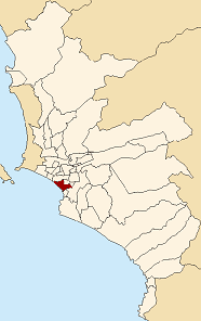 lima-miraflores-district