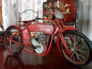 Museo de Juguete Harley Davidson