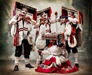 Qhapaq qolla dance costume, Cusco