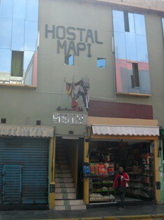 Hostal Mapi in Trujillo