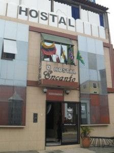 Hostal Encanto in Trujillo