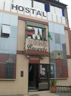 Hostal Encanto in Trujillo