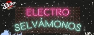 Electro Selvamonos festival in Peru