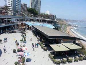 Larcomar in Miraflores, Lima