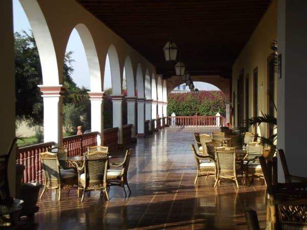 Hacienda San Jose in Chincha, Peru