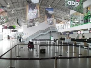 Tarapoto airport