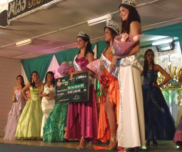 Miss San Martin, Tarapoto, Peru