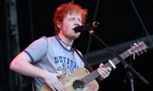 Ed Sheeran will play Peru in 2015