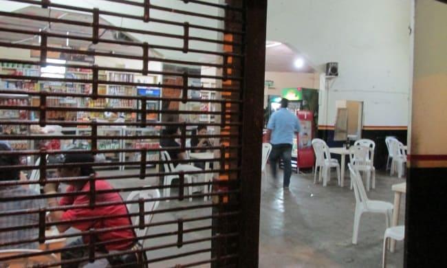 Judith Bar in Iquitos