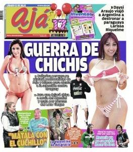 Aja newspaper