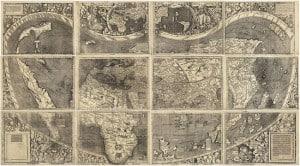 The Waldseemüller map
