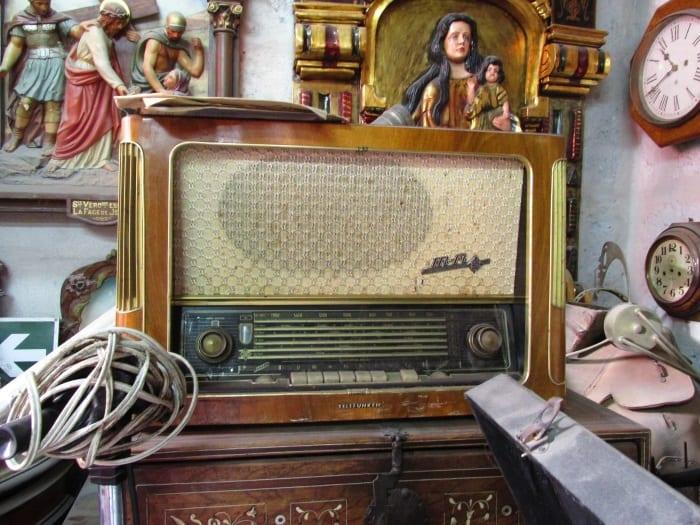 arequipa antiques shop