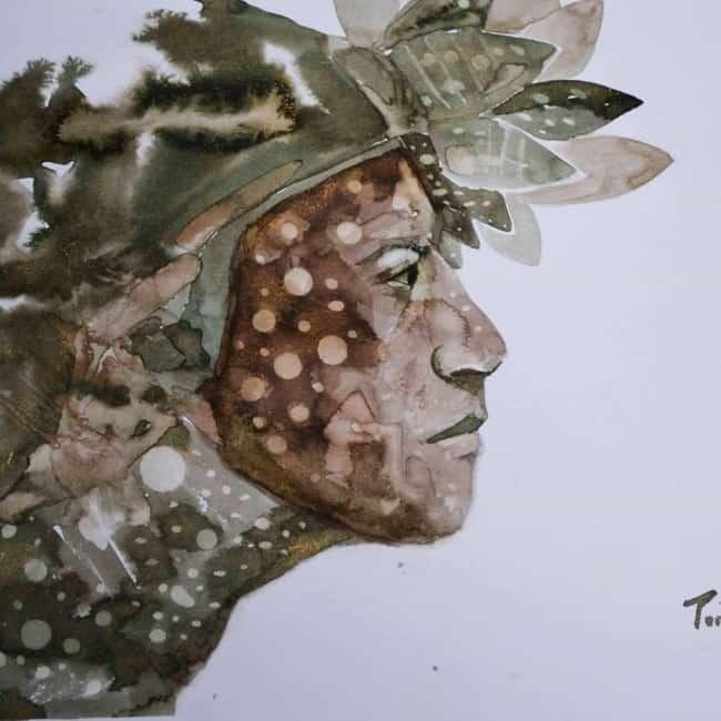 Work by Luis Miguel Portilla Tuesta