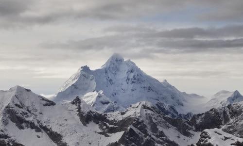 How to peru mountains