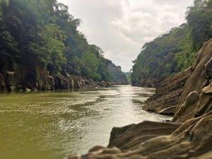 Pongo de Mainique on the Urubamba River