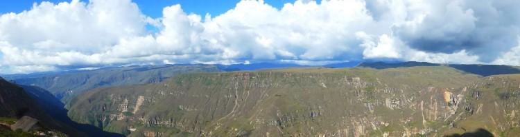 Canyon de Sonche, Amazonas Region