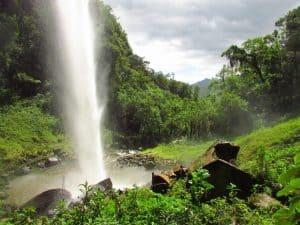Yumbilla Waterfall, Peru