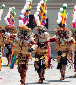 Los negritos en Huanuco - Peru 2017