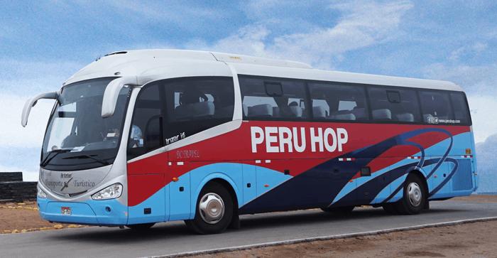 Best Bus Companies in Peru - Peru Hop Bus