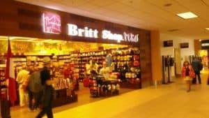Britt Shop Lima Airport