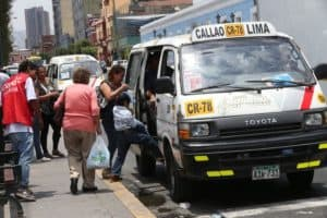 Packed combi Callao
