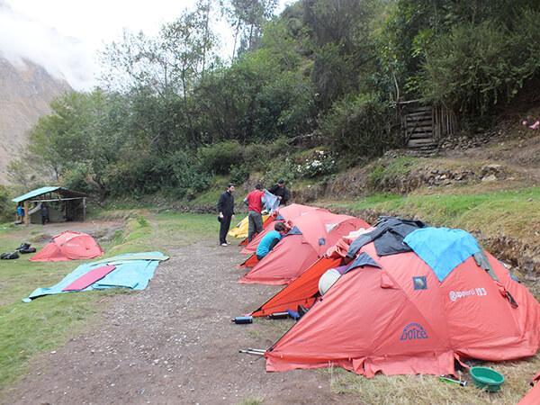 G Adventures Peru Inca Trail