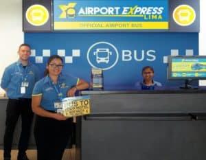 airpot express tour