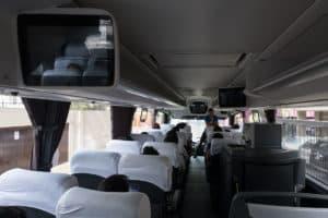 Airport Express Lima - Seats