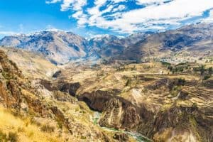 Colca Canyon - top 10 must see places Peru