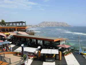 Larcomar - What to do on your layover in Lima