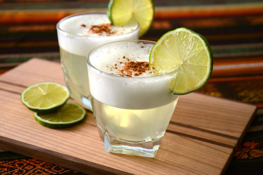 Pisco Sour - What to do on your layover in Lima