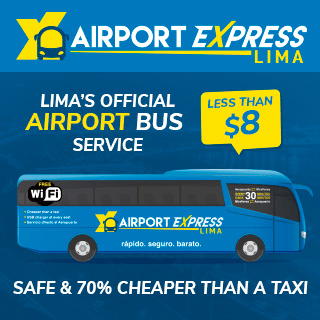 Airport Express Lima Ad