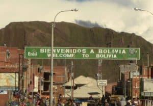 how to peru bolivia