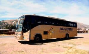 how to peru inka express