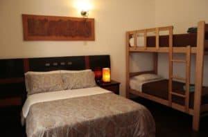 Albergue Verde B&B miraflores lima cosy comfortable clean room