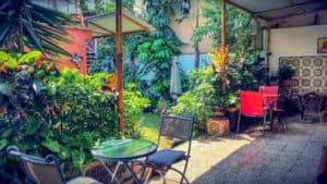 Casa Wayra B&B award winning accommodation Miraflores Lima Peru