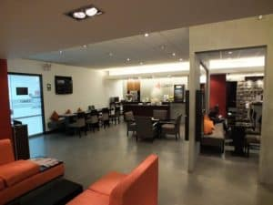 VIP lounge Cusco