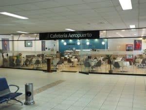 Cusco Airport Guide - Cusco airport restaurant