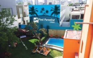 how to peru pool paradise