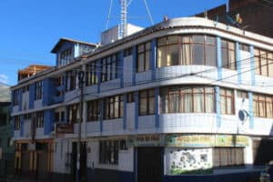 Big Mountain Hostel in Huaraz Peru