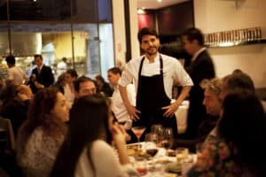 Central Restaurant Miraflores Lima Peru